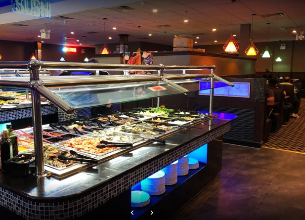 Flaming Grill And Buffet Opens In